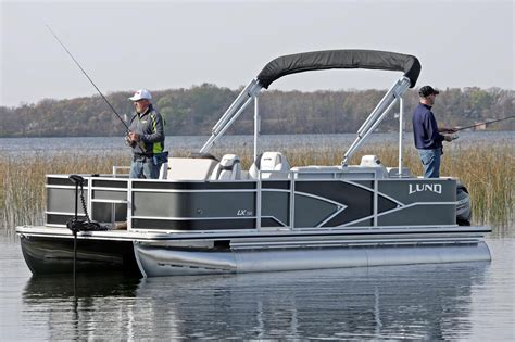Lund Boats New by 2017 New Lund Lx200 Pontoon Boat For Sale Coldwater Mi