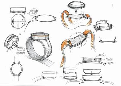Smartwatch Oneplus Sketch Sketches Founder Meant Never