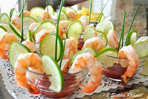 Shrimp Cocktail with Vodka Sauce - 2 Sisters Recipes by ...