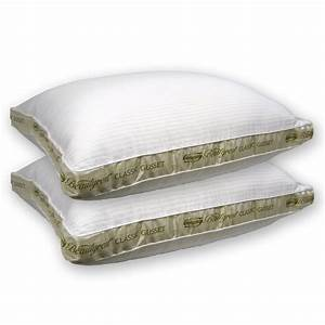 beautyrest pillow extra firm two pack queen size new With best king size pillows for side sleepers
