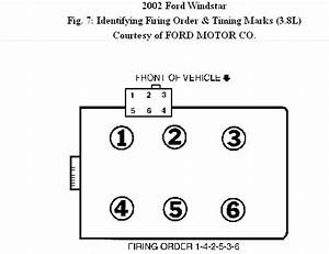Need Ignition Wiring Diagram For 2002 Ford Windstar 3 8