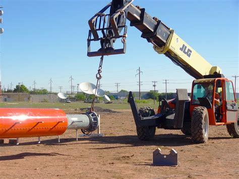 rf equipment installation cell telecom towers