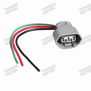 Alternator Repair Plug Harness 3 Wire Connector Fits