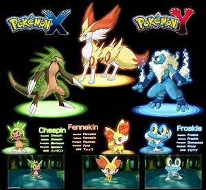 Pokémon X / Y   Game  Pokemon