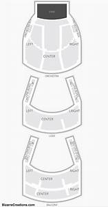 Keybank Center Detailed Seating Chart Aronoff Center For The Arts Seating Chart Seating Charts