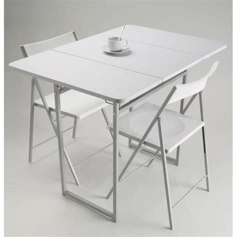 table a manger pliante table de repas pliante 2 chaises achat vente