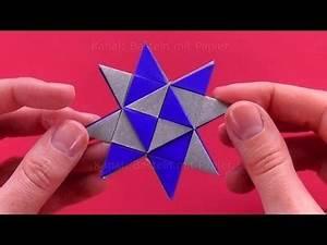 Anleitung Fröbelsterne Falten : anleitung diy origami notizbuch schnell und einfach falten mini modular book easy tutorial ~ Orissabook.com Haus und Dekorationen