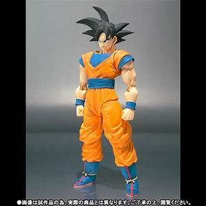 Bandai S.H. Figuarts Son Goku Action Figure Coming In March