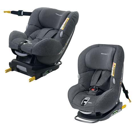 siège bébé confort siège auto milofix sparkling grey groupe 0 1 de bebe