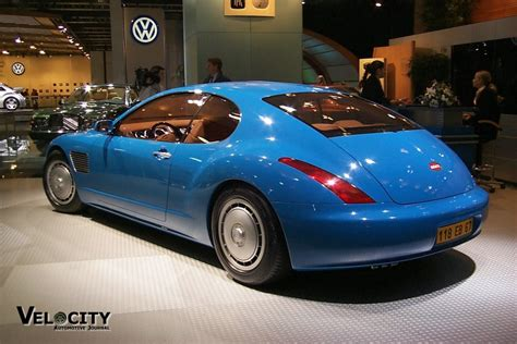 1998 Bugatti Eb 118 Photos, Informations, Articles