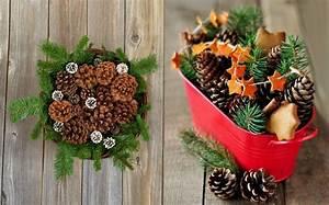 Korb Selber Machen : bild 13 weihnachtsdeko selber machen korb und schale ~ Lizthompson.info Haus und Dekorationen