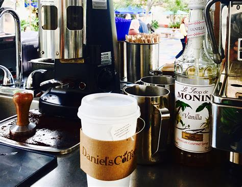 If you want stronger coffee, you should just get 20% from more beans. Daniel's Coffee | Balboa Park