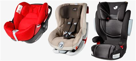 Car Seat Weight Groups