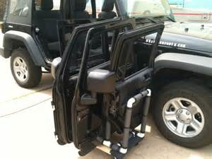 4 Door Jeep Wrangler Rack