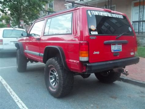 big red jeep clifford the big red jeep page 8 jeep cherokee forum