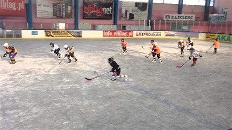 Zapowiedź turnieju hokeja na lodzie w Elblągu - YouTube