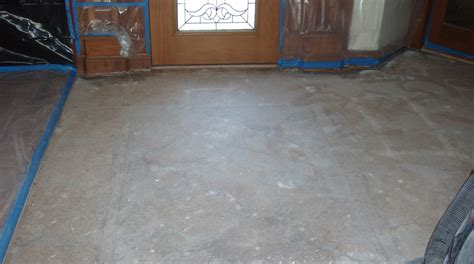 ceramic tile installation instructions  concrete floors