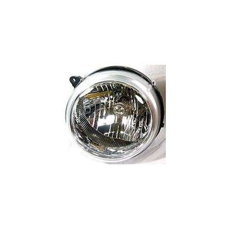 omix ada 12402 12 passenger side headlight for 2002 jeep