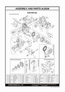Kipor Generator Manuals
