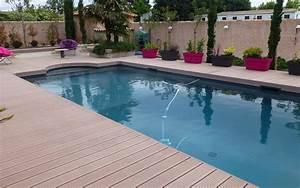 Piscines Semi Enterrées : belle piscine ronde semi enterr e de r ve ~ Zukunftsfamilie.com Idées de Décoration