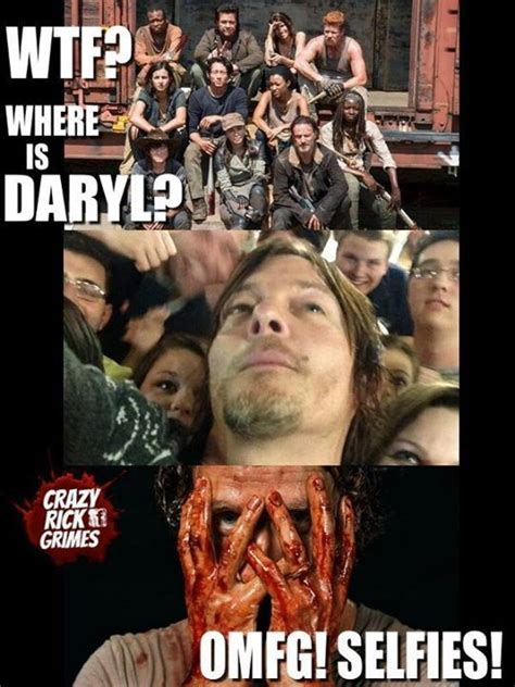 Daryl Dixon Meme - 1000 images about daryl dixon funny memes on pinterest walking dead hey girl and love him