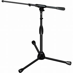 Ultimate Support TOUR-T-SHORT-T Professional Short Tripod ...