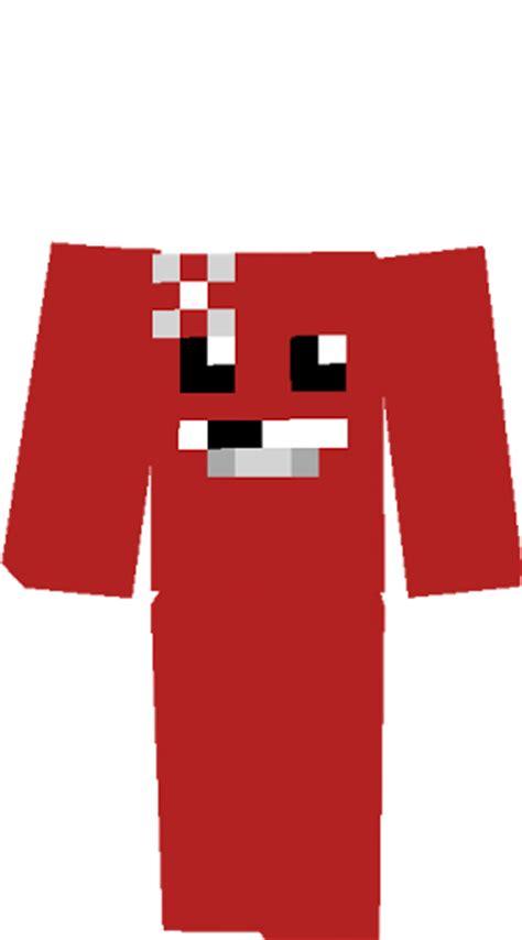super meat boy nova skin