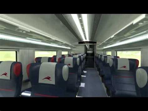 italo carrozze gli ambienti treno