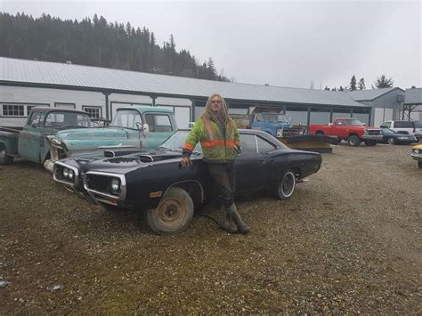 Muscle Car Salvage Yards