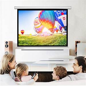 100 U0026quot  Diagonal 4 3 Projection Projector Screen Hd Manual