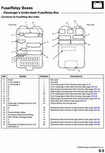 30 2008 Nissan Maxima Fuse Box Diagram