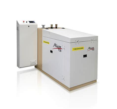 Когенерационная установка micro t7 компактная.