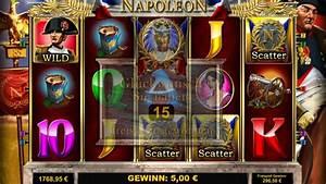 Rise of Napoleon Slot (Lionline) - 60 Freispiele mit guten Gewinnen - YouTube