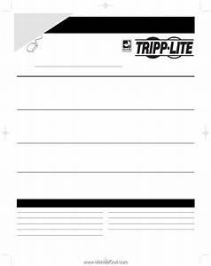 Tripp Lite Rv750ulhw