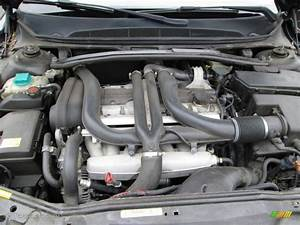 2004 Volvo S80 T6 T6 2 9 Liter Twin Turbocharged Dohc 24