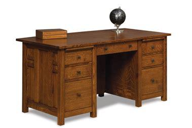 shaker cabinet kitchen kascade 7 drawer desk with unfinished backside amish 2167