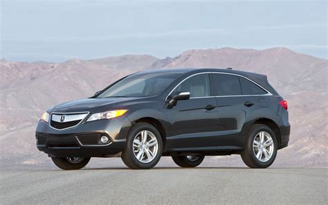 Used Acura Rdx 2013 by 2012 Acura Rdx Crossover Debuts This Automotorblog