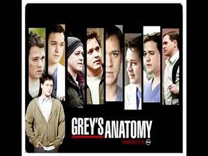 My top 5 Grey`s Anatomy songs - YouTube