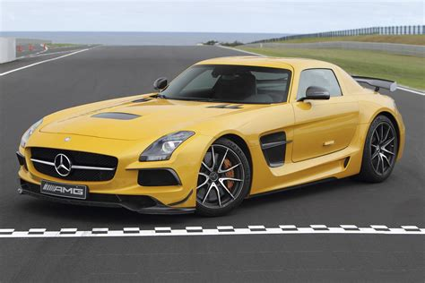 Mercedes Carsnews Sls Amg Black Series Tackles Paul