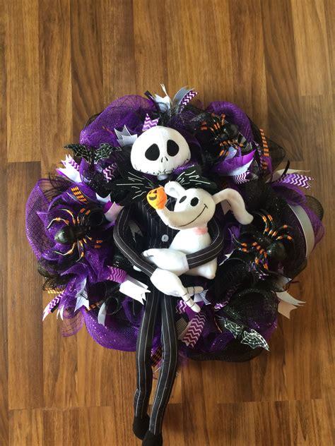 jack skellington   wreath  items  dollar