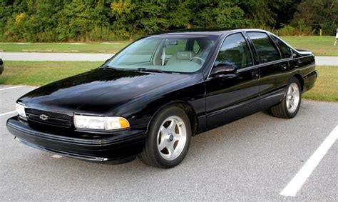 Sinister Survivor 1995 Chevrolet Impala Ss