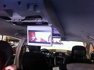 Taking The Plunge    Oem Dvd Install On 2011 Caravan Crew