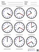 Math Worksheets Dynamically Created Math Worksheets 2nd Grade Math Worksheets Time Telling Time Worksheets Telling The Time To 5 Min 3 Easter Math Freebie Easter Themes Free And Student Centered