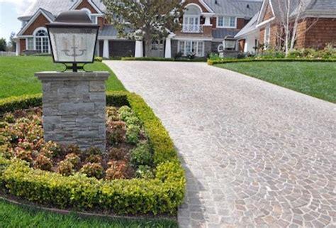 how to design a driveway driveway design for long lasting appeal bob vila