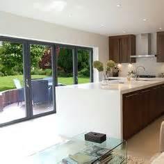Walnut Kitchen Island Contemporary Kitchens On Kitchen Dining Living Work Surface And White Quartz