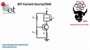 bjt constant current driver youtube With variable bidirectional current source