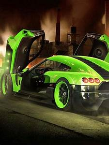 Download Cool 3D Car Wallpapers Gallery
