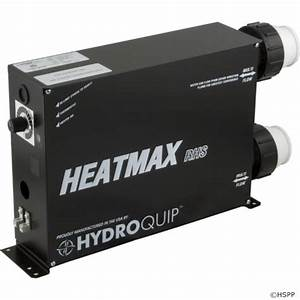 Hydroquip Spa Heaters