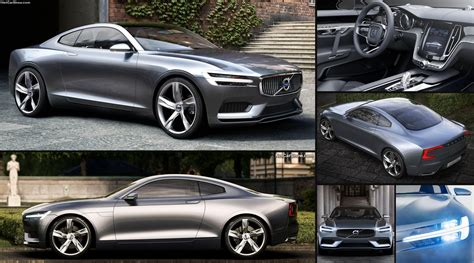 volvo coupe concept  pictures information specs
