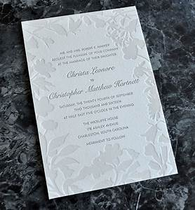 invitations highway press With wedding invitation printing jacksonville fl